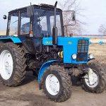 Техобслуживание трактора МТЗ, причины распространённых поломок