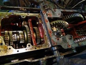 Ремонт заднего моста трактора МТЗ-80,82