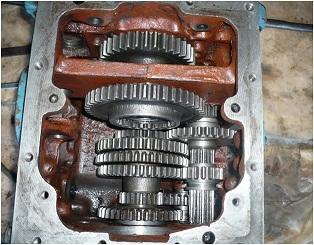 Устройство, принцип работы и ремонт коробки переключения передач (КПП) МТЗ-80