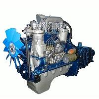 Схема и устройство системы питания двигателя Д-240