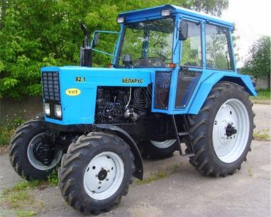 Тормозная система трактора МТЗ-82, конструктивные особенности и поломки