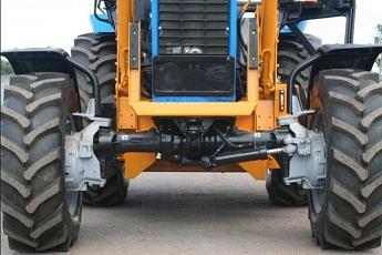 Ремонт переднего ведущего моста трактора МТЗ-82