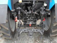 Подготовка трактора МТЗ-80 к навешиванию плуга.