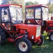 Маленький трактор Т 25 с большими возможностями